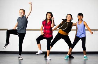 Kids Dance Rapperswil 1