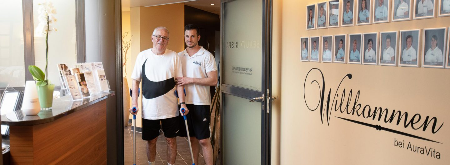 Physiotherapie Auravita Rapperswil