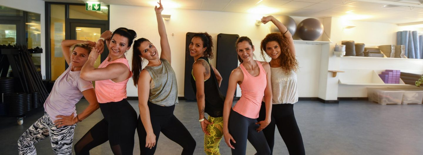 Zumba AuraVita Health Club Rapperswil