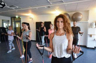 Groupfitness AuraVita Health Club Rapperswil