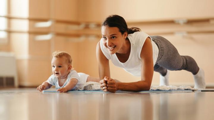 Training nach der Schwangerschaft